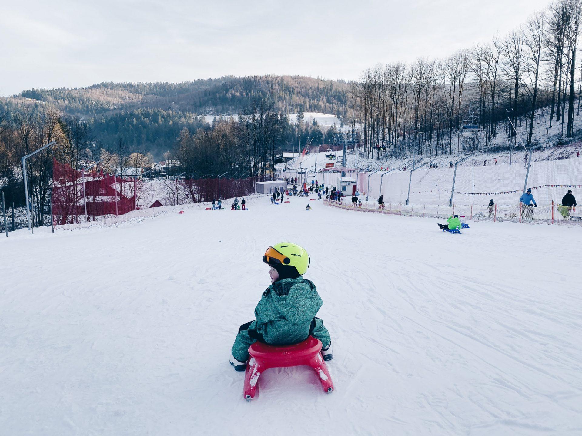 Zimowy wyjazd z dziećmi – nasza relacja