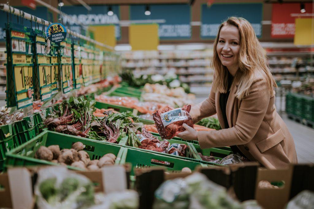 świadomy rodzic wybiera warzywa