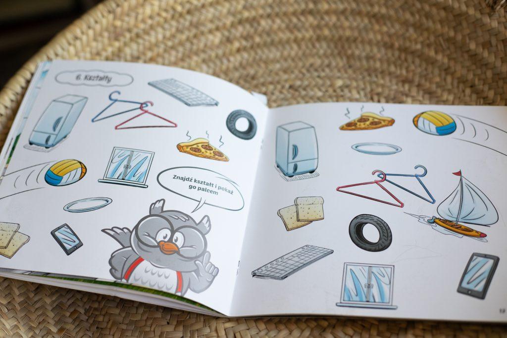 książeczka Dubi - piosenki dla dzieci z imieniem