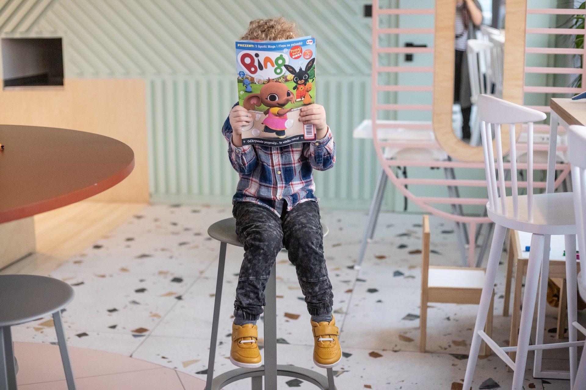 Najfajniejszy magazyn dla dzieci Bing – nauka i zabawa