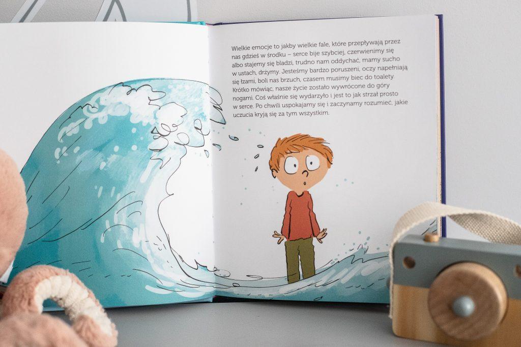 Dolto - emocje - środek książki