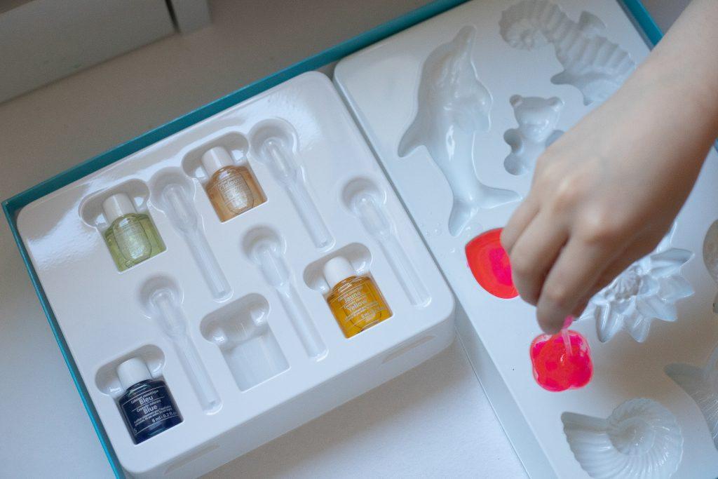 fabryczka mydła dla dzieci