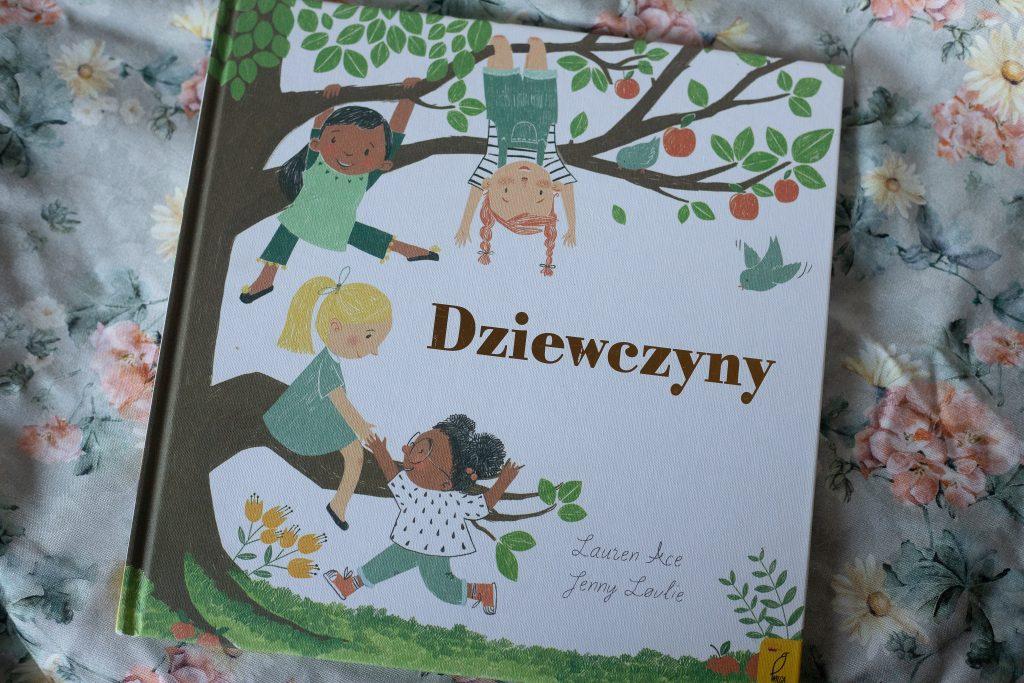 zdjęcie książki dla dzieci - Dziewczyny