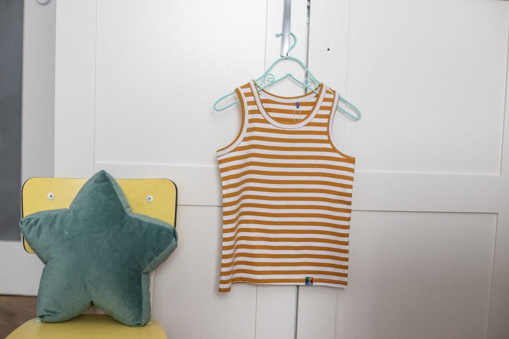 polskie marki odzieżowe - bluzka w paski dla chłopca