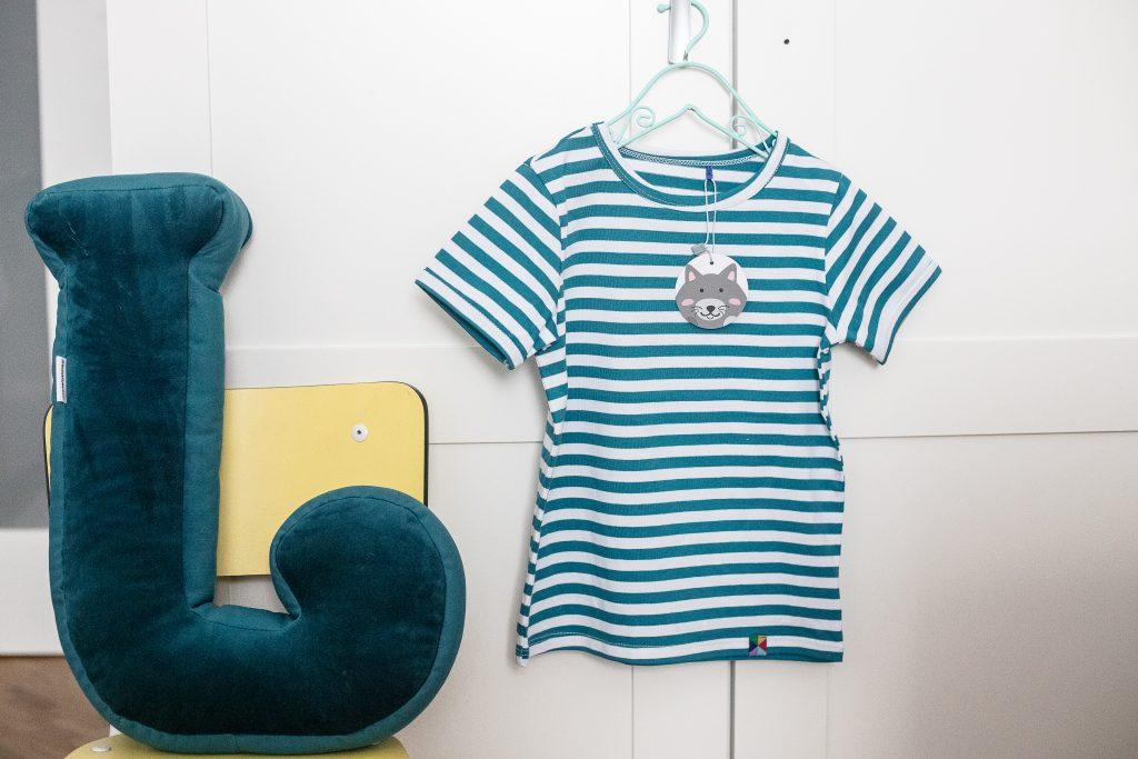 polskie marki odzieżowe- bluzka w paski polska marka