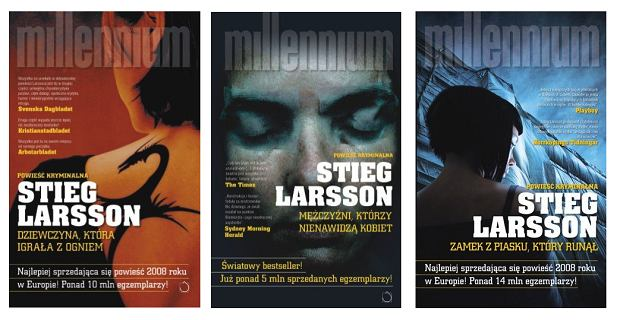 stieg larsson millennium