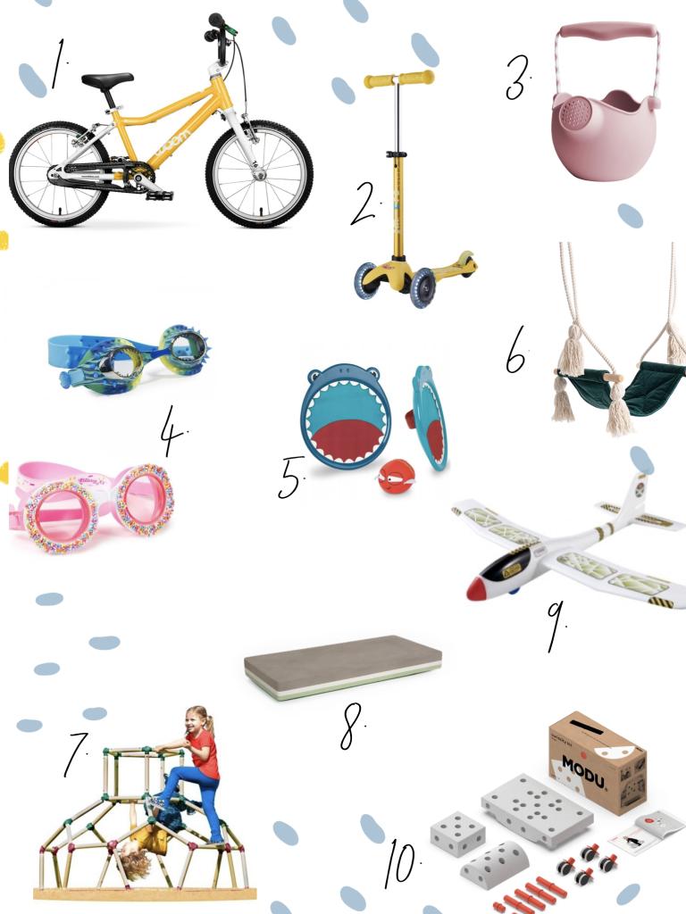 prezent dla 4 latka - pojazdy - tabela