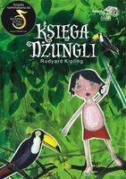 okładka audiobooka - księga dżungli
