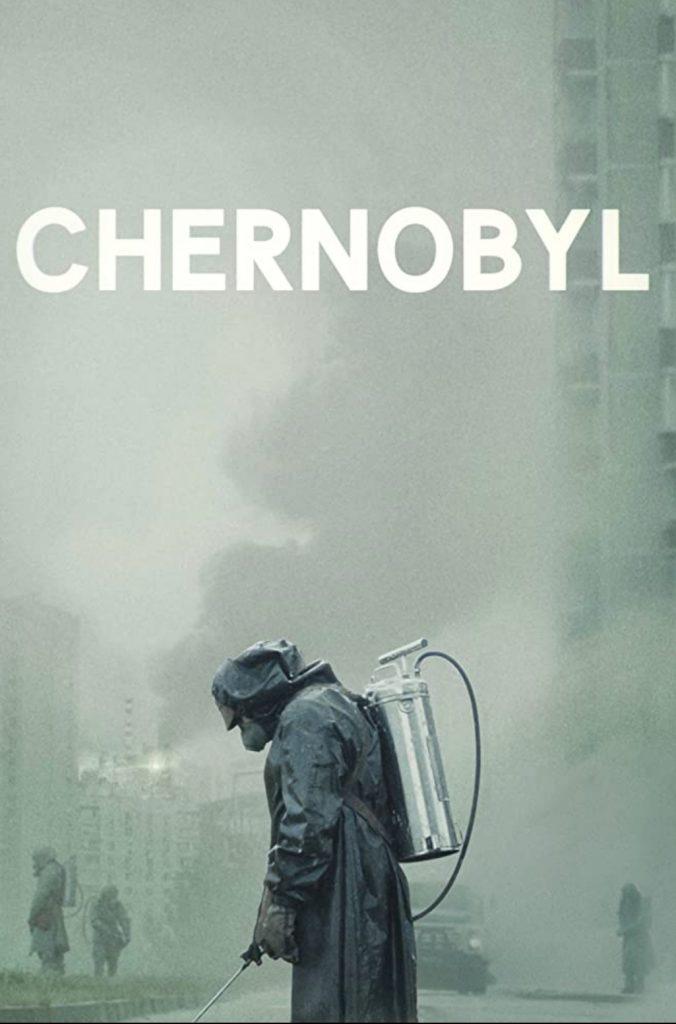 okładka serialu czarnobyl- najlepsze seriale HBO go
