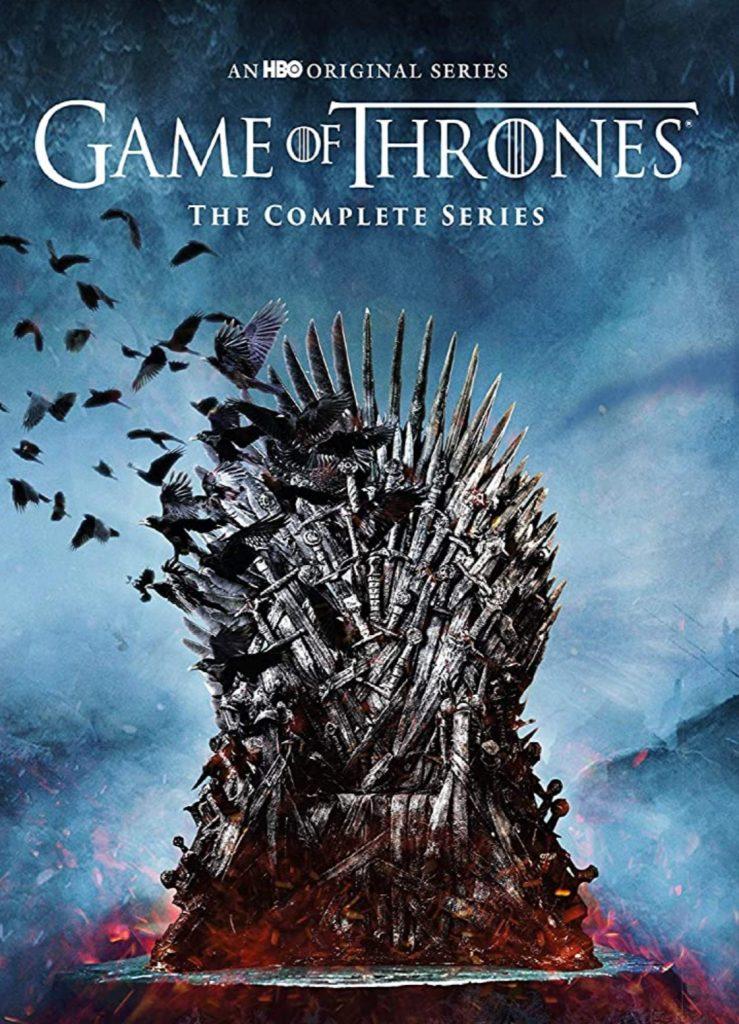 okładka serialu gra o tron - najlepsze seriale