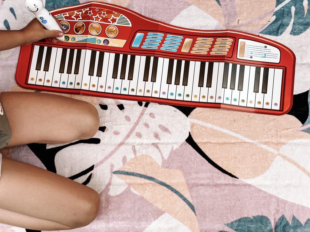 fortepian do Pióra Albki