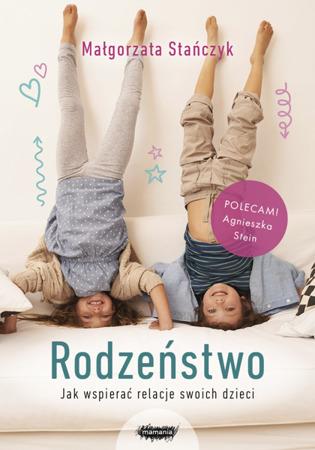 okładka książki - rodzeństwo