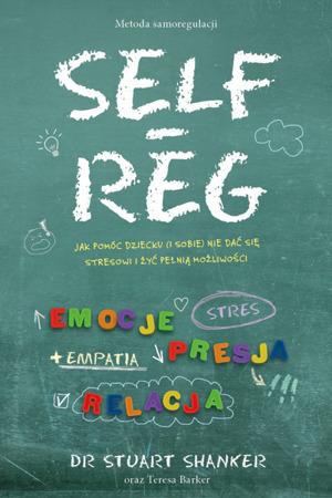 okładka książki o wychowaniu dzieci - SELF-REG