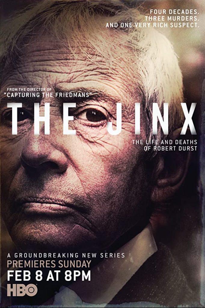 okładka serialu the jinx