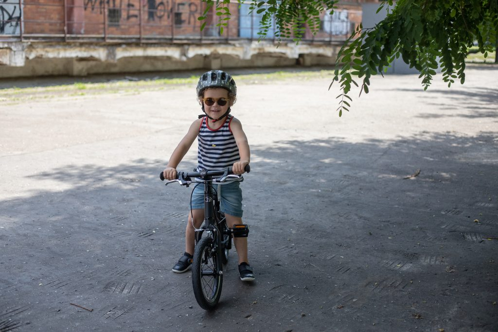pierwszy rower dla dziecka - KUbikes