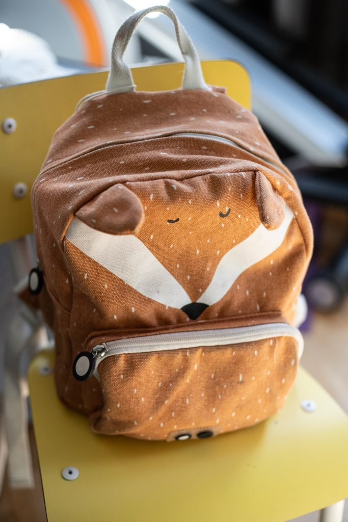 wyprawka do przedszkola - plecak
