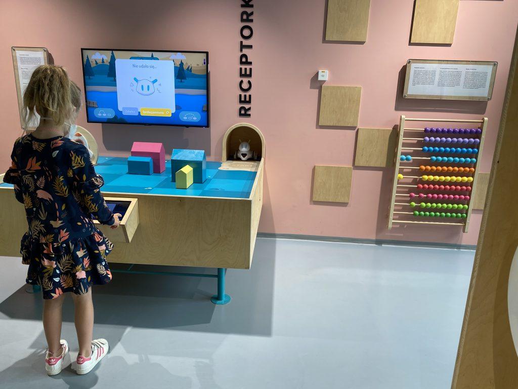 Epi-centrum - zabawy z photonem