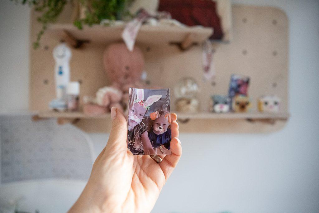 wymarzone Prezenty dla 8-latka - naklejki z własnym zdjęciem