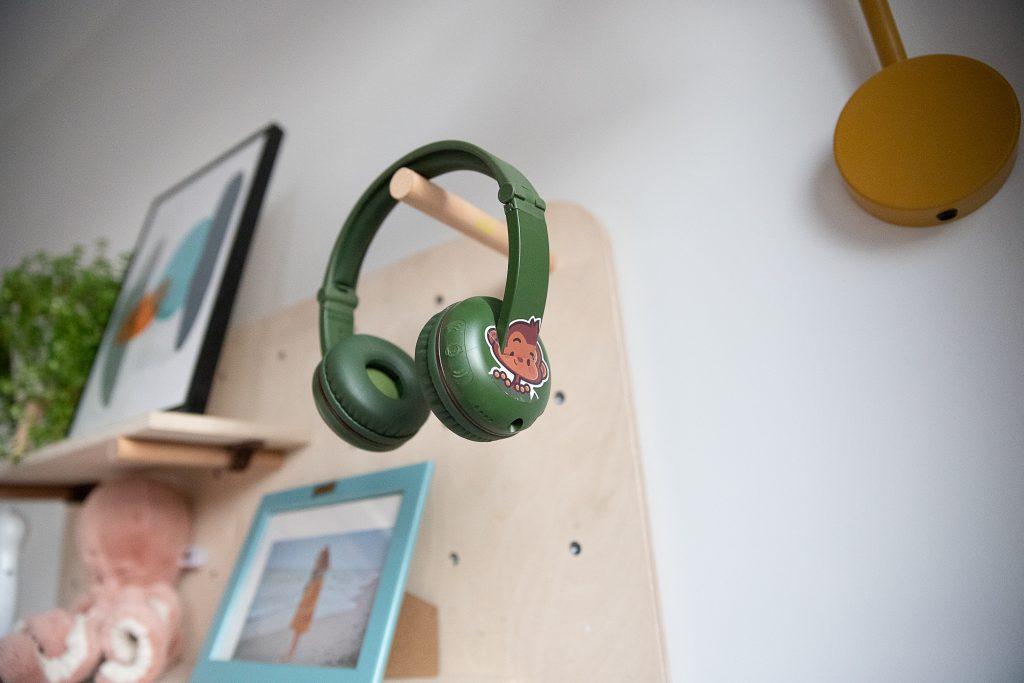 słuchawki jako pomysł na prezenty dla 8-latka