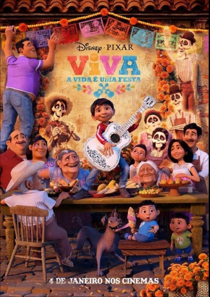 плакат семейного фильма  Что-что