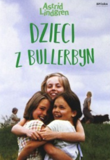 plakat filmu pt. Dzieci z Bullerbyn