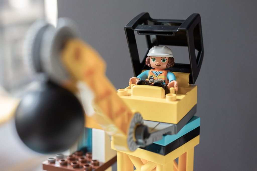 prezenty na Święta dla dzieci - zestaw lego budowa