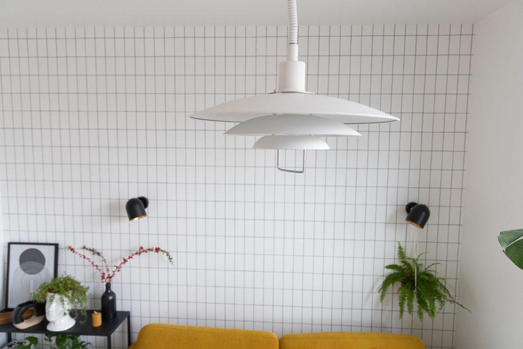 Górna lampa Markslojd Kirkenes