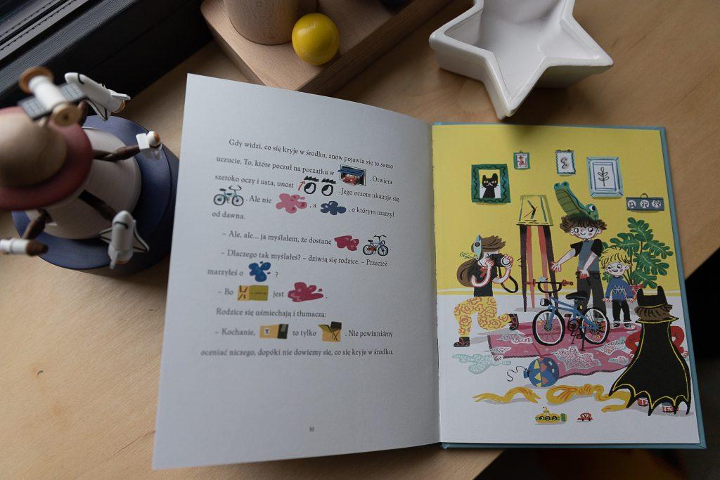 pomysły na prezent na Święta dla dzieci - książka dla dzieci