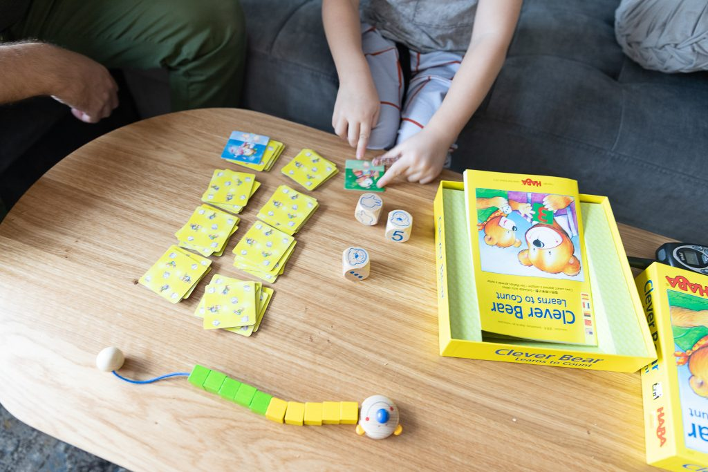 pomysły na prezent na Święta dla dzieci - gra planszowa