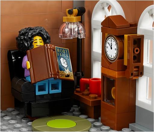 detale zetwau lego księgarnia