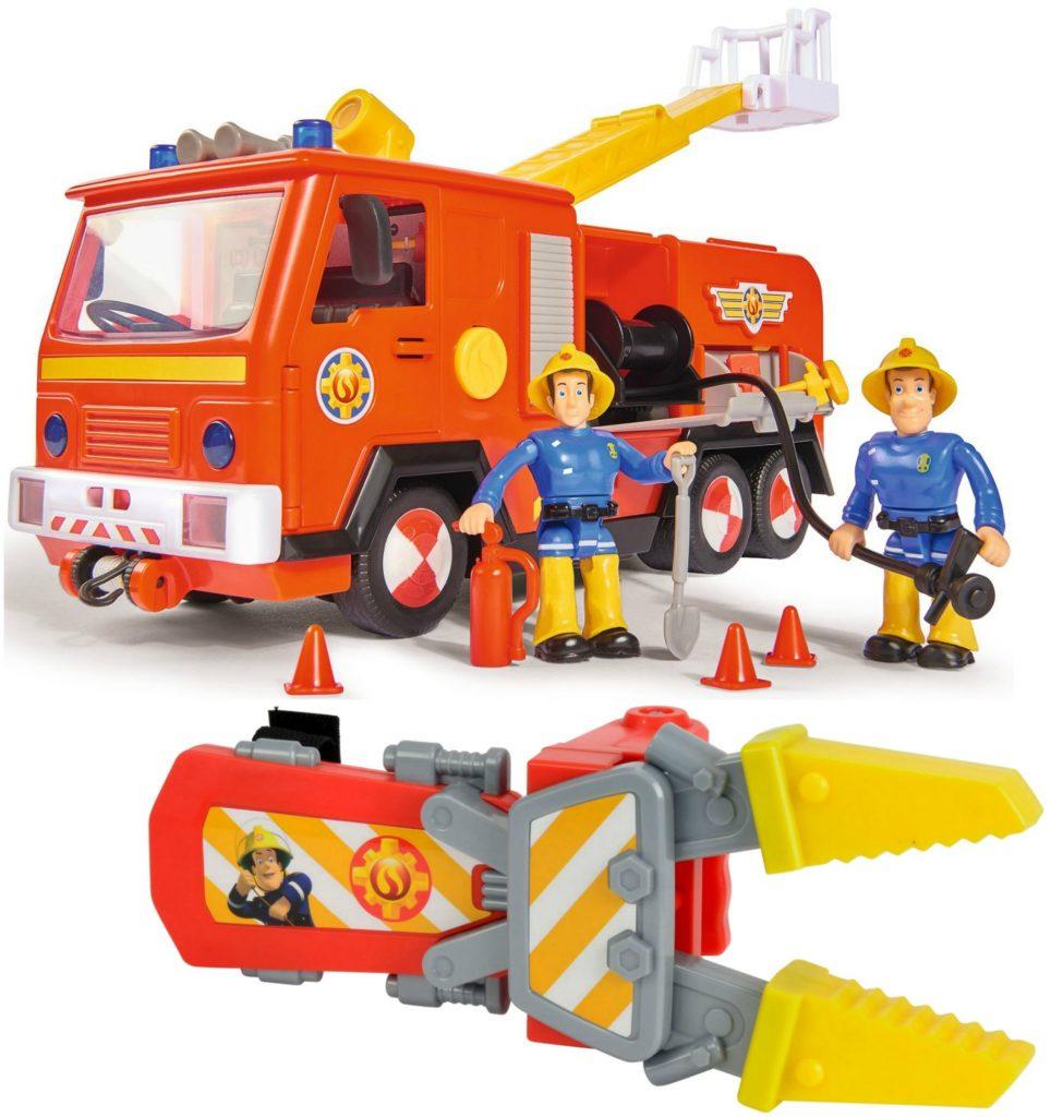 zestaw do zabawy straż pożarna