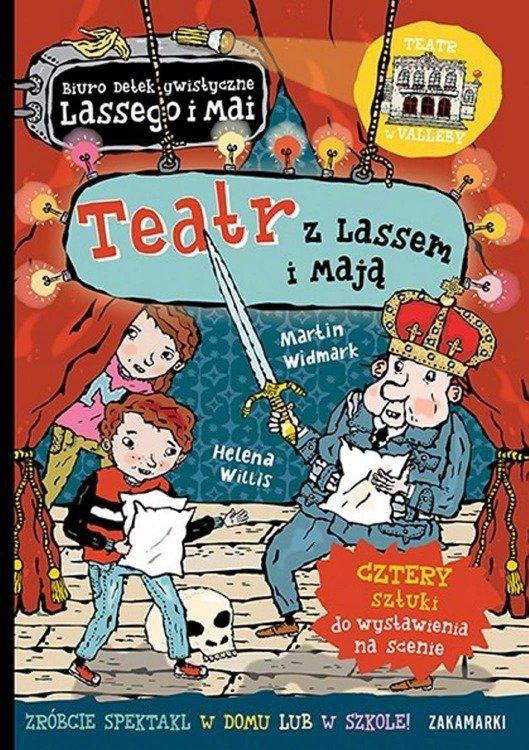 książki dla chłopców - lasse i maja