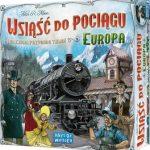 gry planszowa dla dorosłych - wsiąść do pociągu
