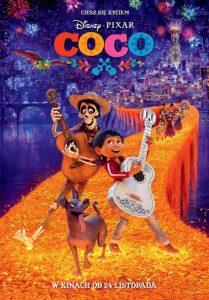 fajne filmy dla dzieci - coco