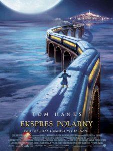 fajne filmy dla dzieci - ekspres polarny
