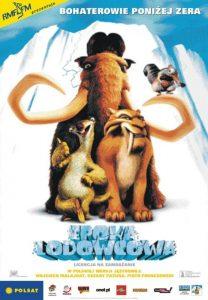 fajne filmy dla dzieci - epoka lodowcowa
