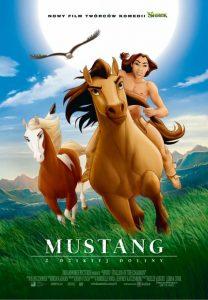 plakat filmy Mustang z dzikiej doliny