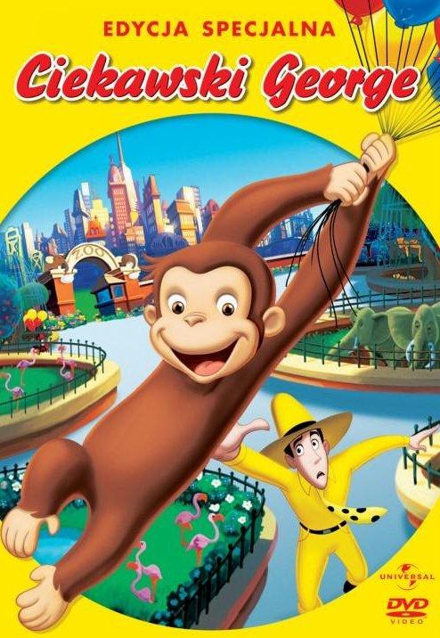 Ciekawski George - edukacyjne bajki dla dzieci