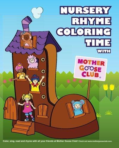Mother goose club - plakat bajki dla dzieci