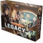 Pandemic Legacy - planszówka
