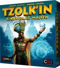 planszówka Tzolkin: Kalendarz Majów