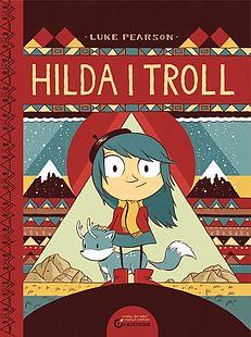hilda i troll - okładka