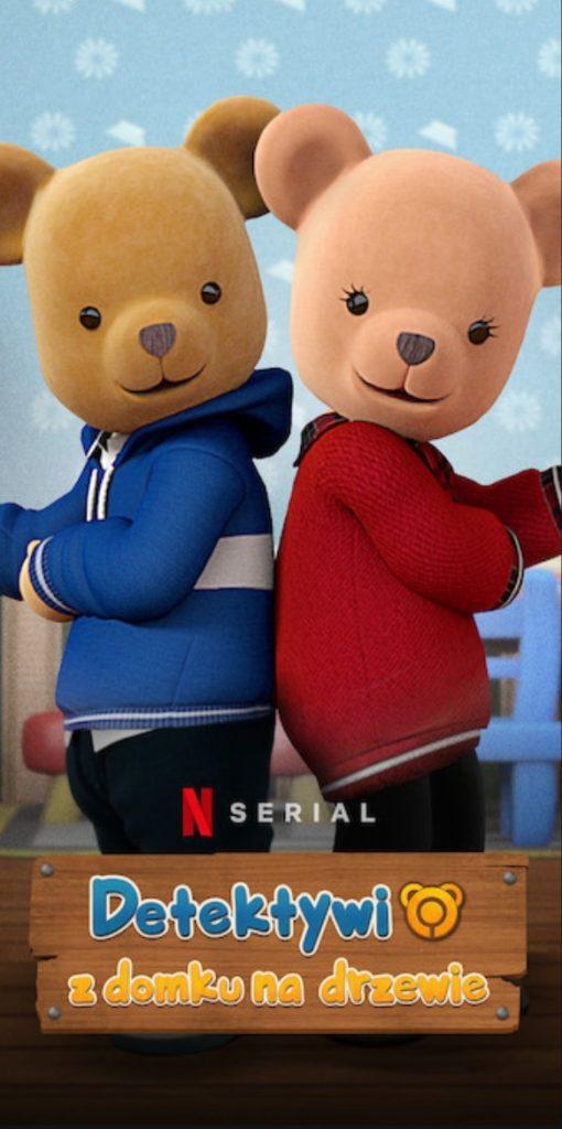 Detektywi z domku na drzewie - najlepsze bajki na Netflix