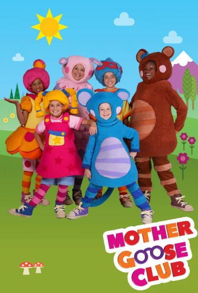 Klub mamy gąski - seriale dla dzieci netflix