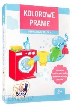 Kolorowe pranie - TREFL