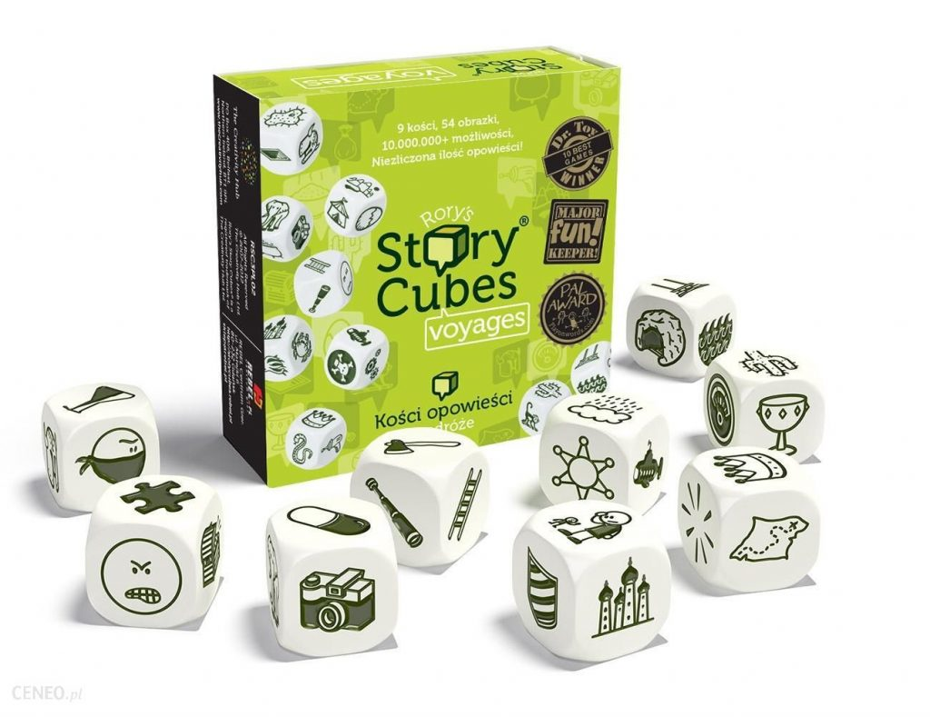 Story Cubes - REBEL