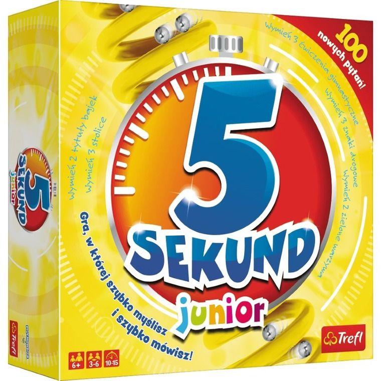 5 Sekund – TREFL