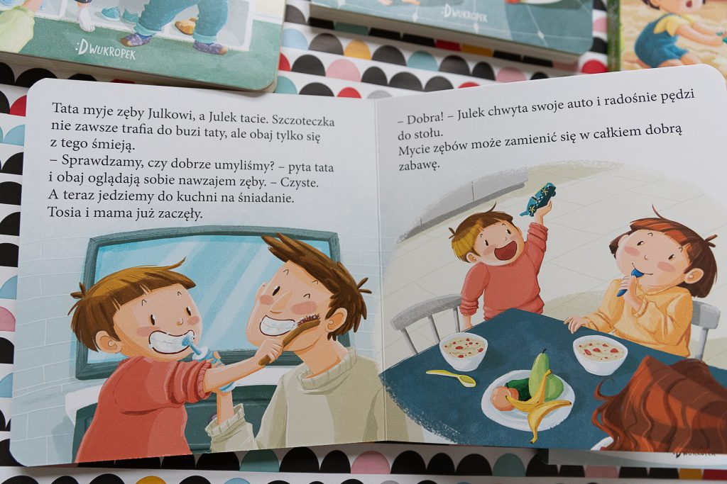 Top książek dla dzieci 0-3 lat