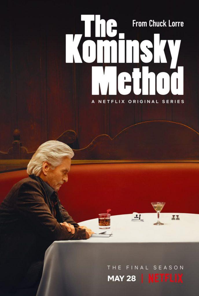 plakat serial The Kominsky Method